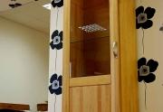 RAMONA svetainės baldai iš medienos masyvo