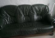 Tikros odos sofų komplektas