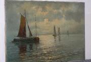 XIX a. marina