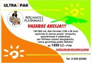 SKRAJUCIU PLATINIMAS, BUKLETU PLATINIMAS 865985288