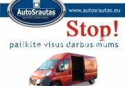 BALDŲ PERVEŽIMAS VILNIUJE - KLAIPĖDOJE - LIETUVOJE - EUROPOJE - 8620 56777
