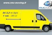 Baldu pervežimas, pakavimas, išrinkimas - surinkimas - RMC MOVING