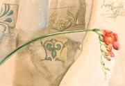 Paveikslai, portretai, tapyba, freskos pirmų rankų