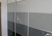 Spintos drabužinės su stumdomomis durimis, virtuvės baldai - kokybiškai ir nebrangiai