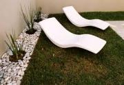 kaip išsirinkti sodo baldus?