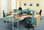 Ergonomiški ir jaukūs biuro baldai