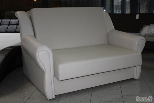 Dvivietis miegamas fotelis