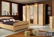 Miegamojo baldai Virginia