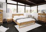 Medinė lova MINIMAL 2102
