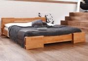 Medinė lova LOW TI