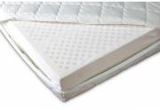 Čiužinys Comfort 200 x 90 cm - natūralus lateksas