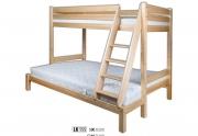 Dviaukštė lova LV155