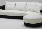 Apvali sofa SUPERB