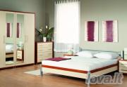 Miegamojo baldai Duo