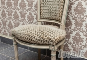 Lova ir kėdės