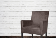 Minkštas fotelis
