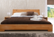 Medinė lova MOLA