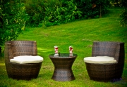 Lauko baldų komplektas Modico