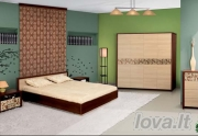 Miegamojo baldai ELBO