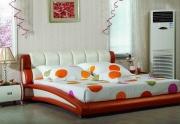Lenktų formų lova Dionis