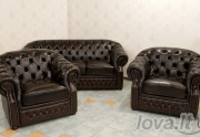 Chesterfield komplektas