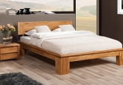 Medinė lova VINCI HIGH