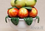 Vaza su vaisiais