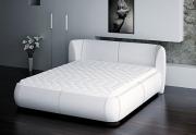 Apvalių formų lova