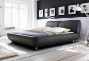 Minkšta dvigulė lova