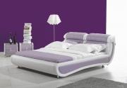 Lenktų formų lova