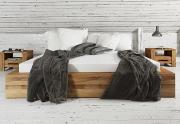 Medinė lova FRAME CUBIC