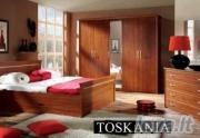 Miegamojo baldai Toskania
