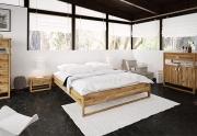 Medinė lova FRAME MINIMAL