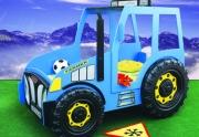 Lova Traktorius