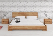 Medinė lova VENTO E