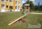 Vaikų žaidimo aikštelė Giraitė