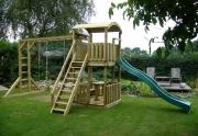 Vaikų žaidimo aikštelė Vaivorykštė 4