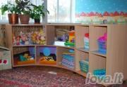 Vaikų darželio baldai spintelė Baras