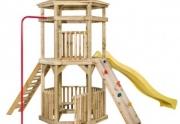 Vaikų žaidimo aikštelė Skritulys