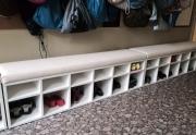 Batų dėžė - suoliukas