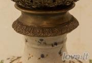 Kiniško porceliano rankų darbo vaza
