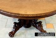 Antikvarinis stalas