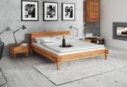 Medinė lova PARIS