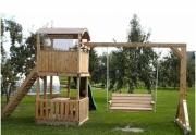 Vaikų žaidimo aikštelė Eglutė 5